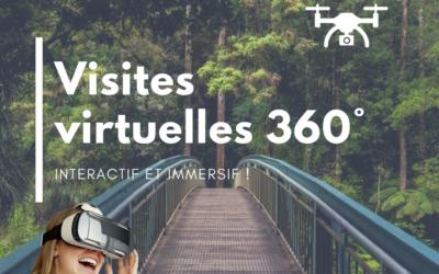 Les atouts d'une visite virtuelle 360°
