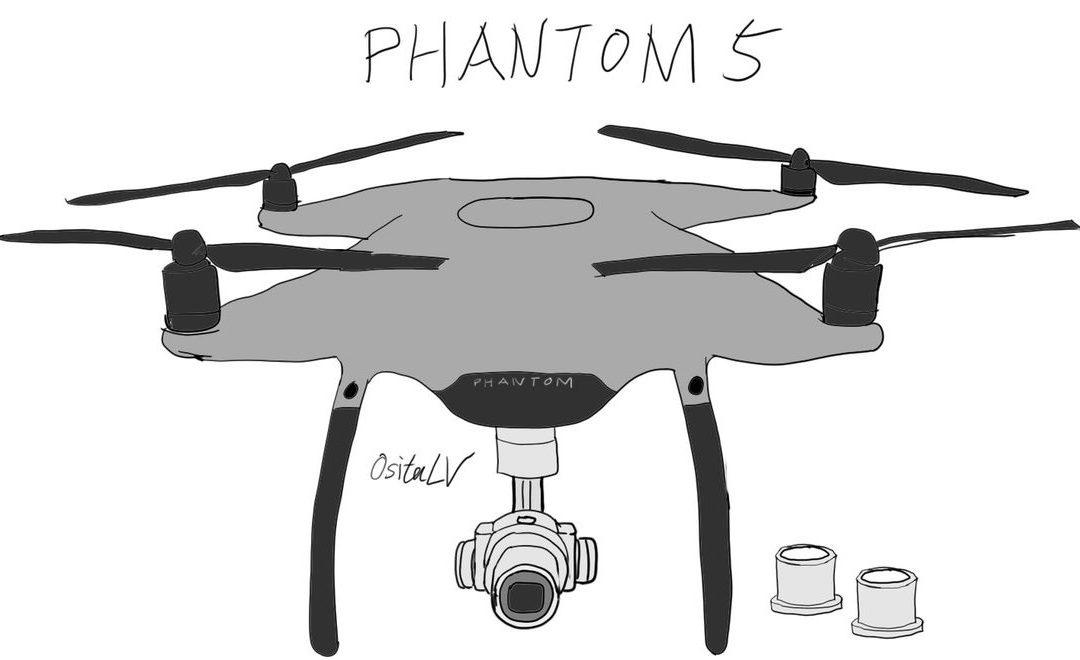 Phantom 5 ou Phantom 4 Pro V2.0?